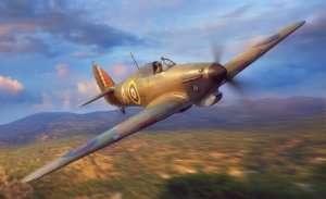 Fly 32017 Hawker Hurricane MkI Trop