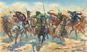 Arab Warriors - in scale 1-32