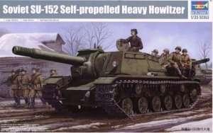 Tank destroyer SU-152 model Trumpeter 01571