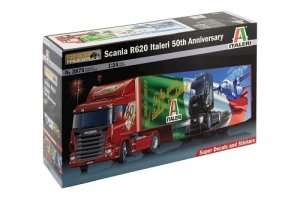 Scania R620 Italeri 50th Anniversary in scale 1-24 Italeri 3875