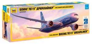 Zvezda 7021 Boeing 787-9 Dreamliner