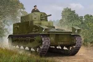 Hobby Boss 83878 Vicers Medium Tank MK I