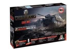38t Hetzer World of Tanks - WOT in scale 1-35 - Italeri 36511