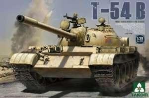 Tank T-54B in scale 1-35 Takom 2055