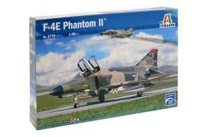 F-4E Phantom II in scale 1-48 Italeri 2770