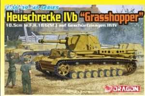 Dragon 6439 Heuschrecke IVb Grasshopper