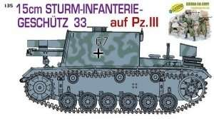 15cm Sturminfanteriegeschutz 33 - Dragon 9123