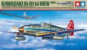 Kawasaki Ki-61 Id Hien in scale 1-48 Tamiya 61115