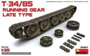 T-34/85 Running Gear Late Type in scale 1-35