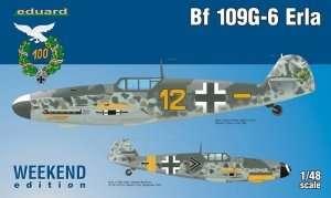 Messerschmitt Bf 109G-6 Erla in scale 1-48