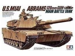Tamiya 35156 U.S M1A1 Abrams Tank