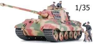 Tamiya 35252 German King Tiger (Ardennes Front)
