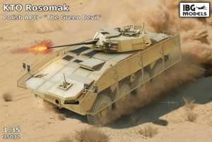 IBG 35032 KTO Rosomak Polish APC - The Green Devil