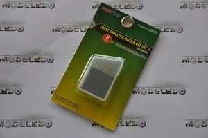 Twist Drilling Auger Bit Set 2 1,0-1,7mm 8pcs
