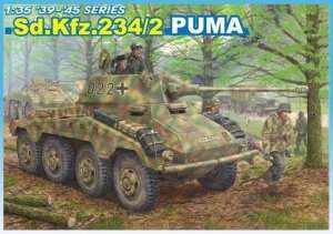 Dragon 6256 Sd.Kfz.234/2 Puma
