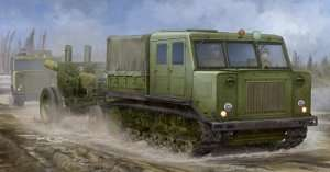 Russian AT-S Tractor w skali 1-35 Trumpeter 09514