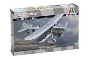 Fighter Fiat CR.32 Chirri in scale 1-72