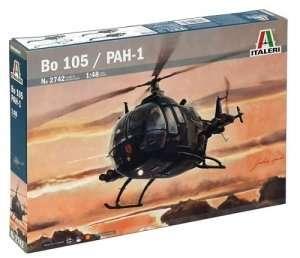 Helicopter Bo 105 / PAH-1 in scale 1-48 Italeri 2742