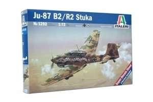 Junkers Ju 87 B-2/R-2 Stuka in scale 1-72