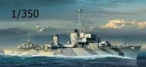 DKM Z-32 German destroyer - model Dragon 1065