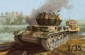 Dragon 6565 Sd.Kfz.161/4 2cm Flakpanzer IV Wirbelwind