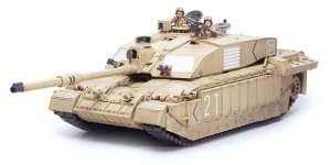 Tamiya 35274 British Main Battle Tank Challenger 2 (Desertised)