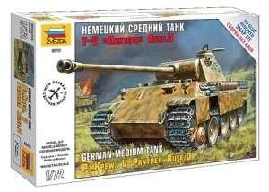 Zvezda 5010 Panzerkampfwagen V Panther Ausf.D