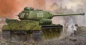 Soviet IS-2 Heavy Tank in scale 1-35 Trumpeter 05588