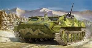 Soviet MT-LB 6MA in scale 1-35 Trumpeter 05579