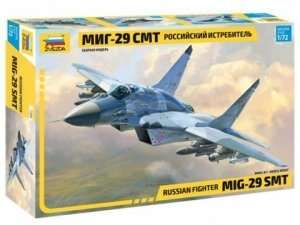 Russian Fighter MIG-29 SMT in scale 1-72