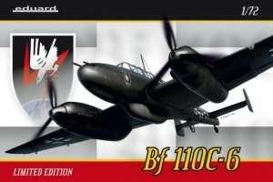 Model Eduard 2115 fighter Bf110C-6
