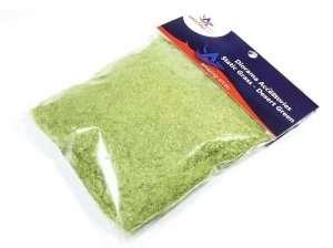 Static Grass - Desert Green 1mm - Amazing Art 13616