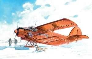 Italeri 1367 model samolotu Antonov An-2