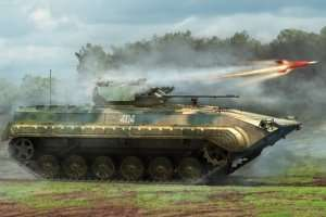 PLA ZBD-86B IFV in scale 1-35 Trumpeter 05558