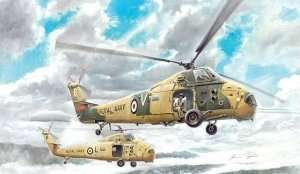 Helicopter Wessex HAS.1 in scale 1-48 Italeri 2744