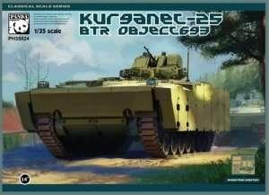 Kurganiets-25 BTR Object 693 in scale 1-35 Panda PH35024