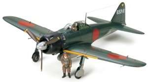 Mitsubishi A6M5 Zero Fighter Model 52 (Zeke) in scale 1-32 Tamiya 60318