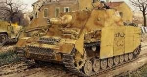 Dragon 6596 Stu.Pz.IV Brummbar w/Zimmerit