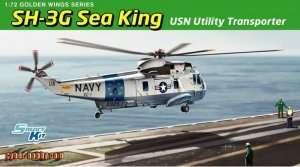 Dragon 5113 SH-3G Sea King Utility Transporter