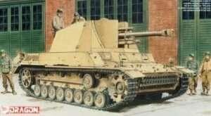 Dragon 6710 leFH18/40/2 (sf) auf G.W. Pz.Kpfw.III/IV