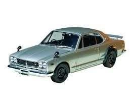 Tamiya 24194 Nissan Skyline 2000 GT-R Hard Top