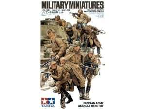 Tamiya 35207 Russian Army Assault Infantry