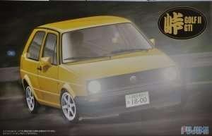 Fujimi 046020 - Volkswagen Golf II GTI in scale 1-24