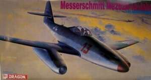 Messerchmitt Me 262A-1 Jabo in scale 1-48