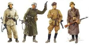 Ostfront Winter Combatants 1942-43 in scale 1-35 Dragon 6652