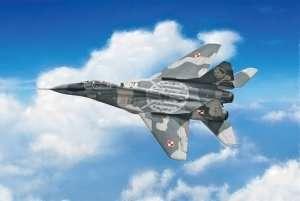 MiG-29A Fulcrum - in scale 1-72