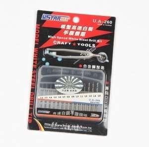 Drill bBt 0,2-1,5mm U-Star UA90260