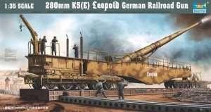 Trumpeter 00207 280mm K5 (E) Leopold