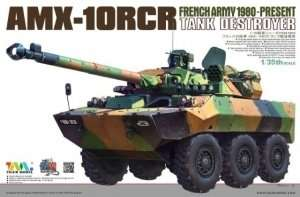 French Army 1980-Present AMX-10RCR Tank Destroyer