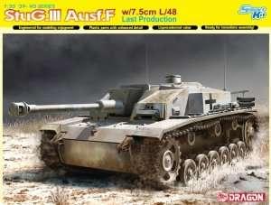 Dragon 6756 model StuG.III Ausf.F w/7.5cm L/48 Last Production